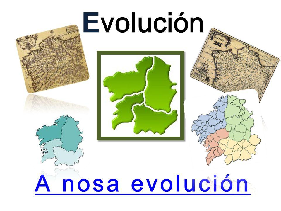 Evolución A nosa evolución