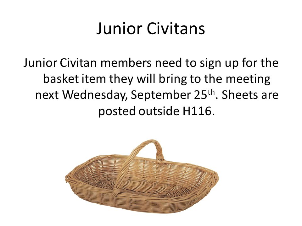 Junior Civitans