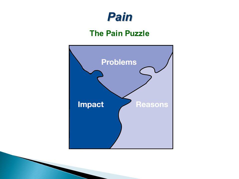 Pain The Pain Puzzle
