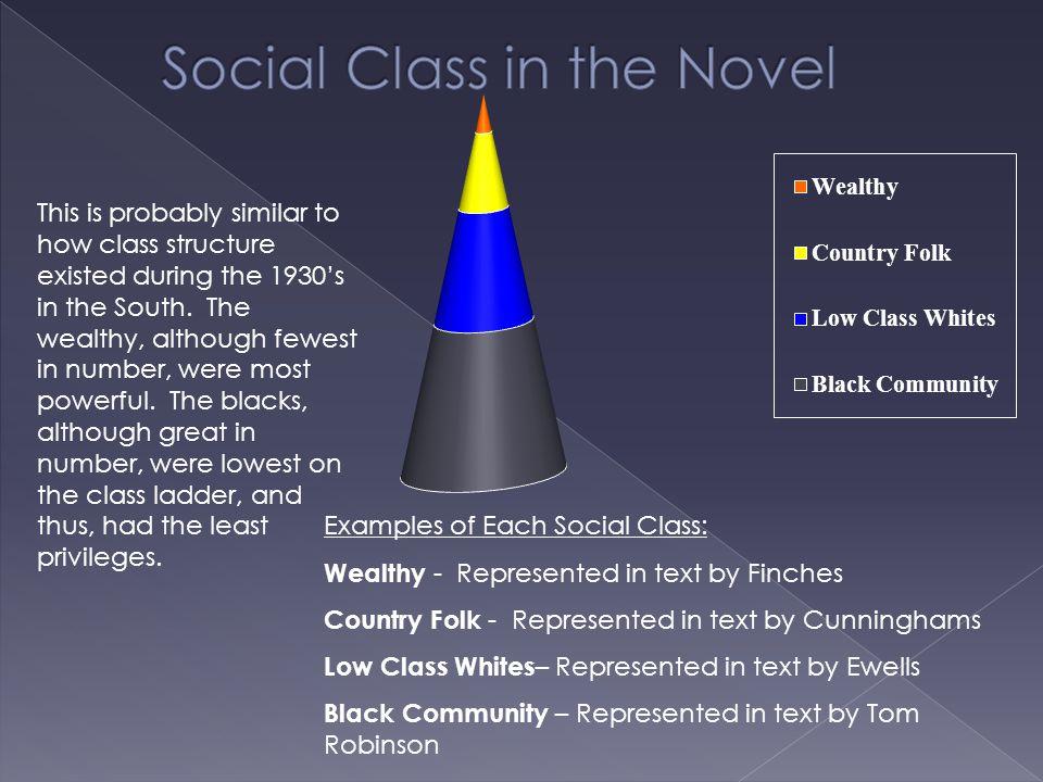 Social Class in the Novel