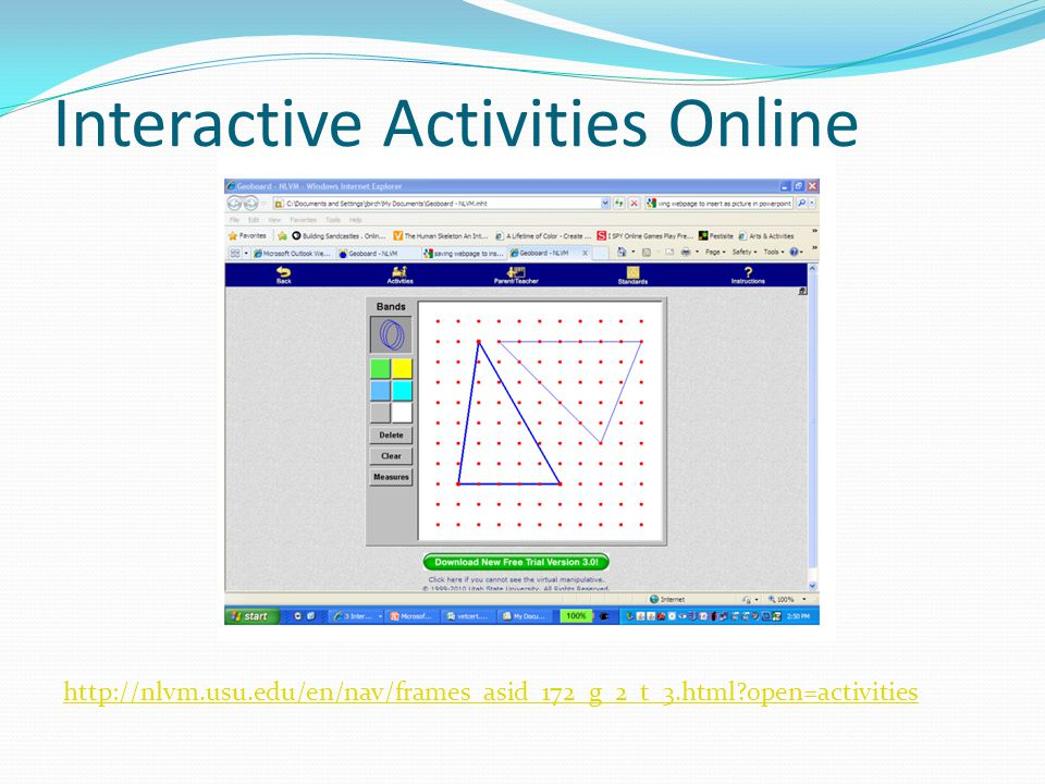 Interactive Activities Online