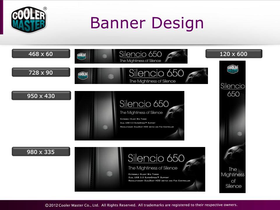 Banner Design 468 x 60 120 x 600 728 x 90 950 x 430 980 x 335