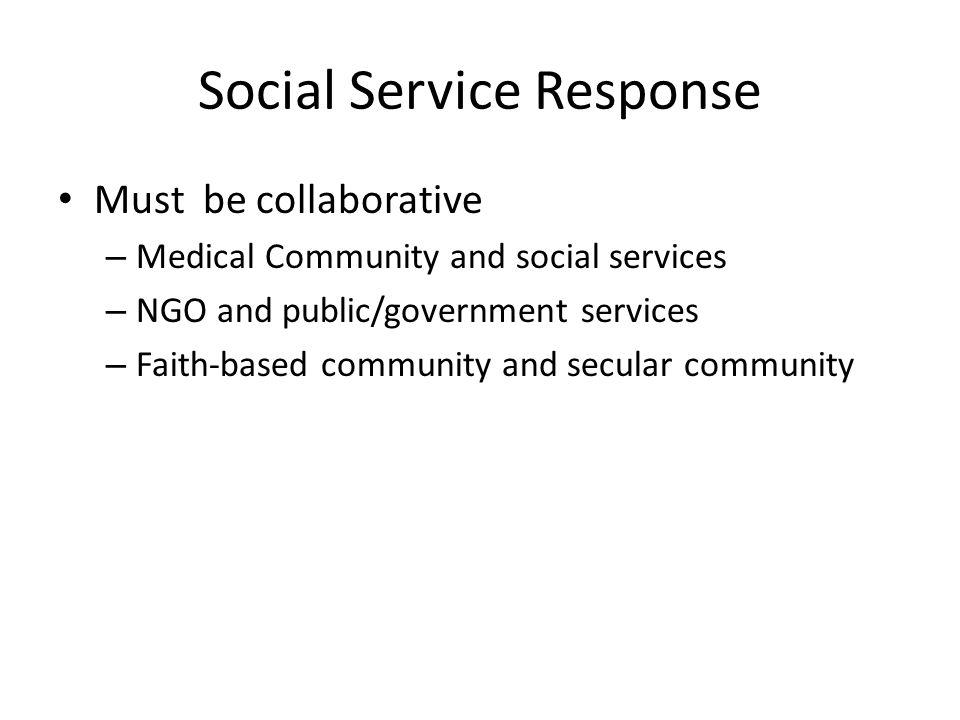 Social Service Response
