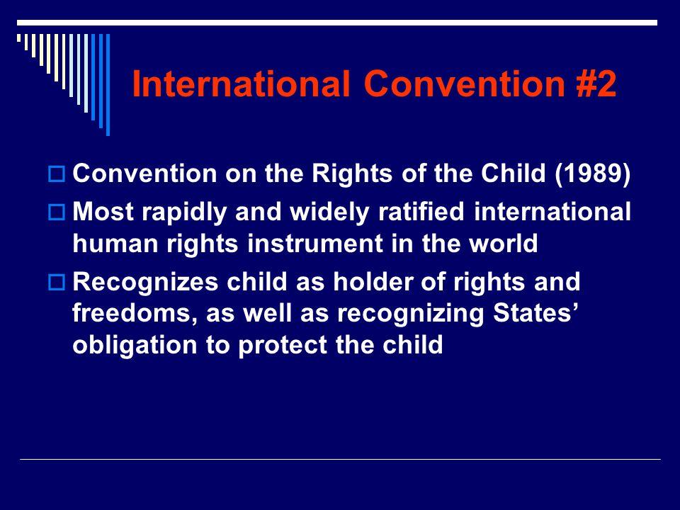 International Convention #2