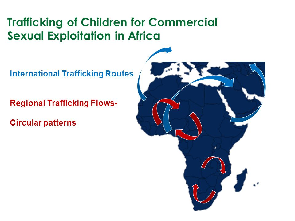 Trafficking of Children for Commercial Sexual Exploitation in Africa