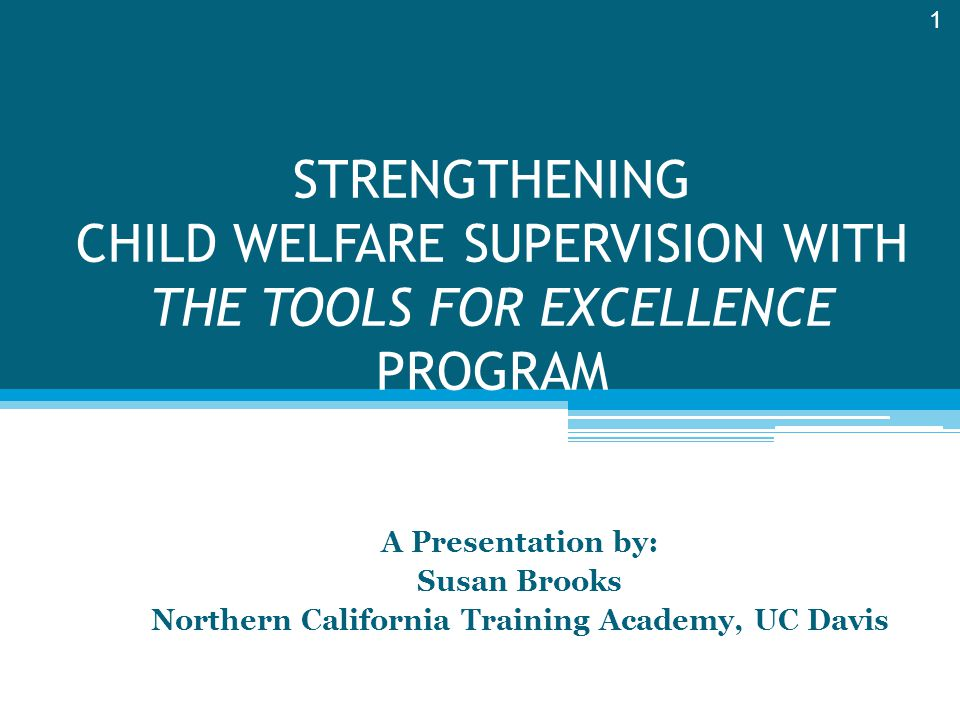 Northern California Training Academy, UC Davis
