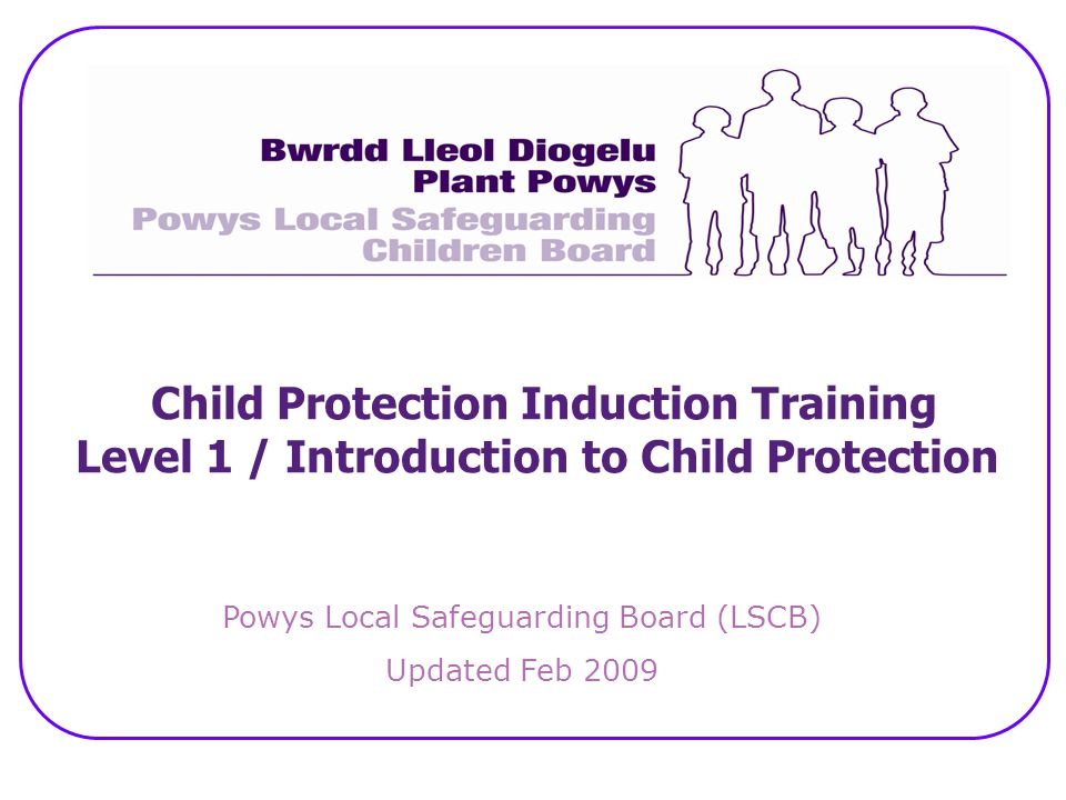 Powys Local Safeguarding Board (LSCB)