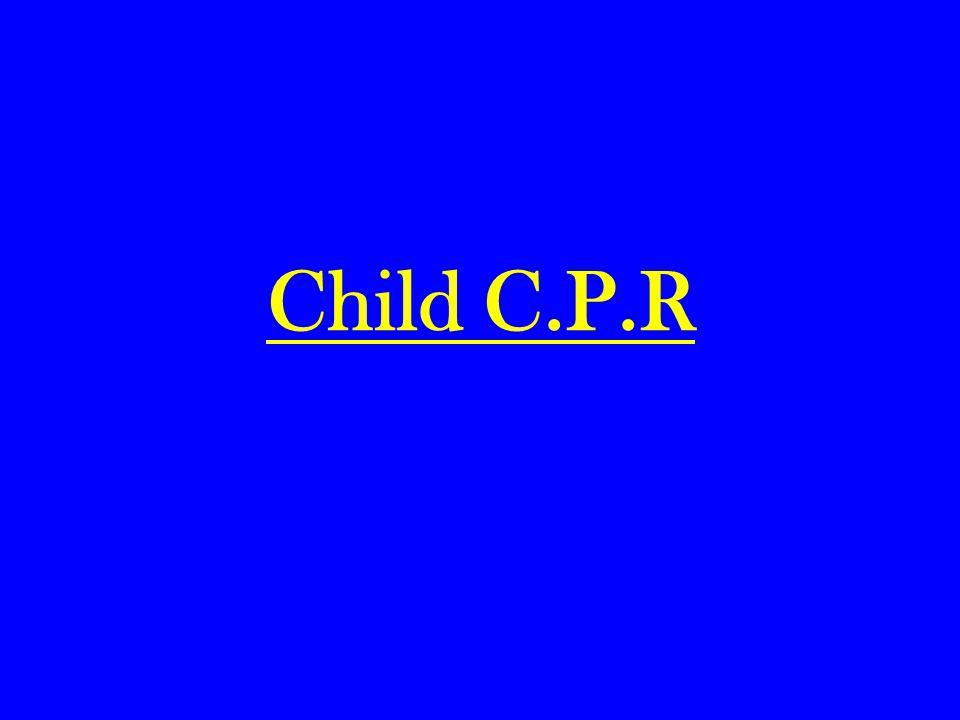 Child C.P.R