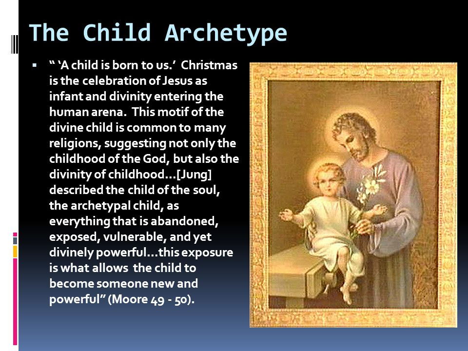 The Child Archetype