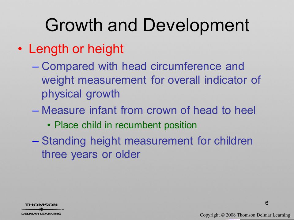 growth and development of infant pdf