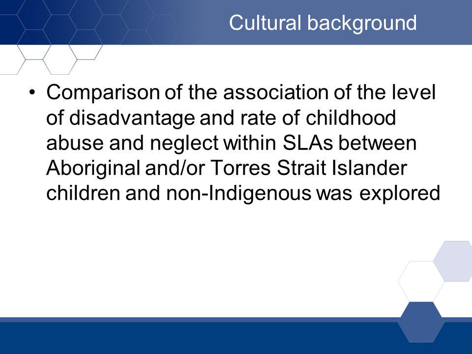 Cultural background