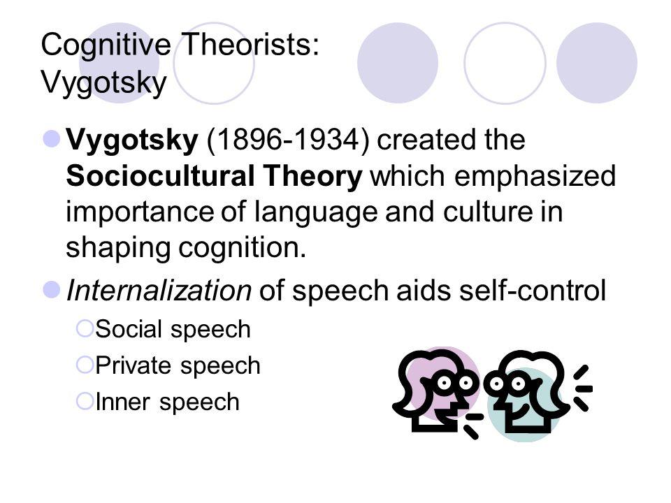 Cognitive Theorists: Vygotsky