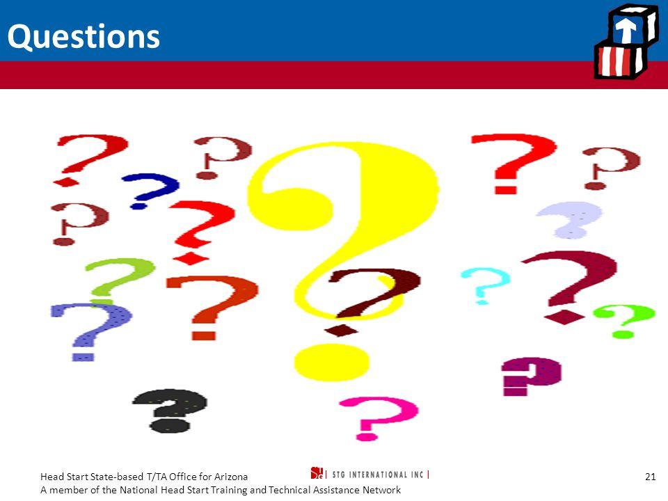 Questions Slide #16 Questions