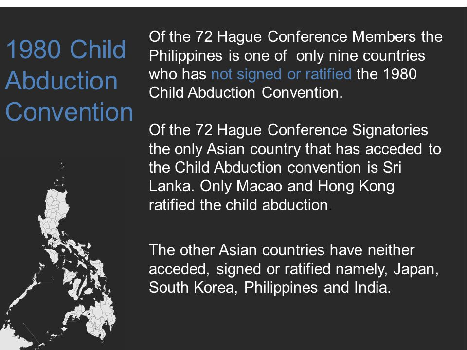 1980 Child Abduction Convention