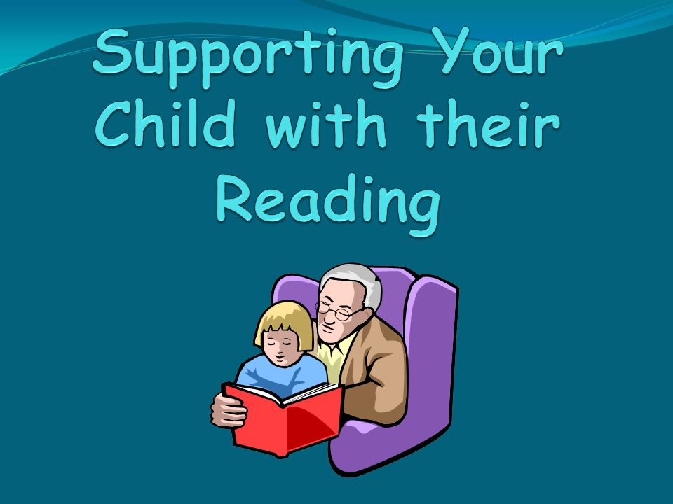 Supporting Your Child with their Reading