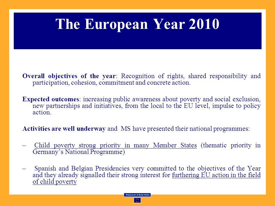 The European Year 2010