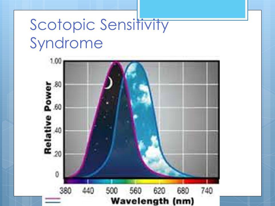 Scotopic Sensitivity Syndrome