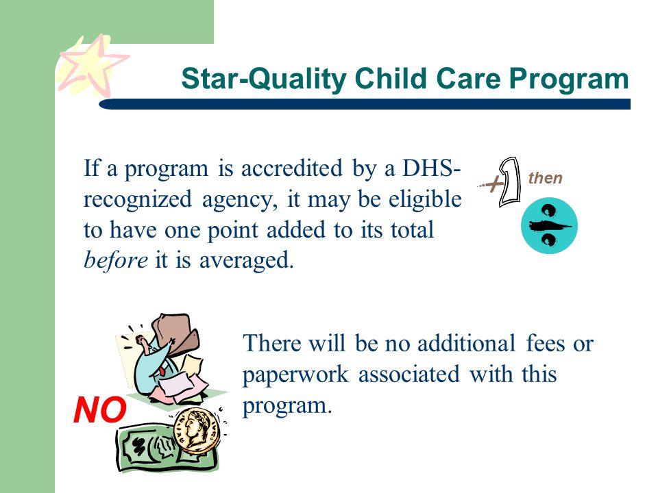 Star-Quality Child Care Program