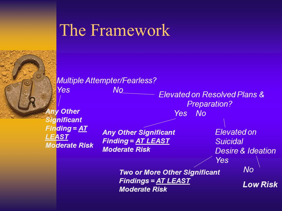 The Framework Multiple Attempter/Fearless Yes No