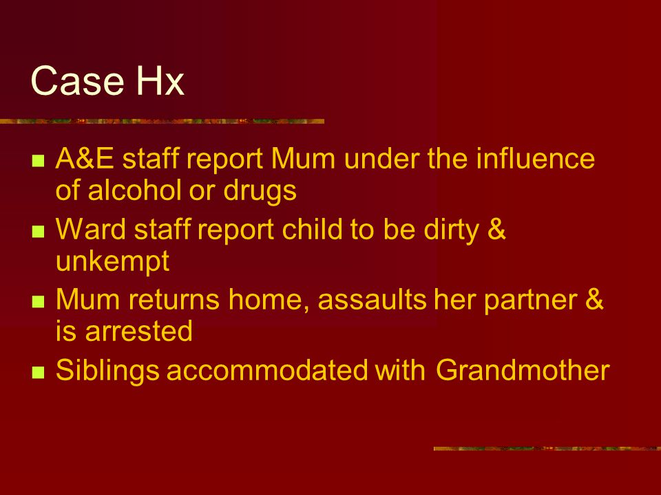 Child Protection Dr Sarah Hill. - Ppt Download
