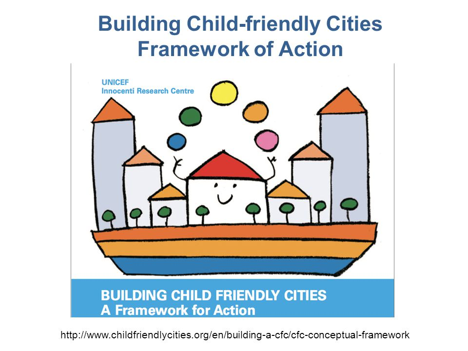 Building Child-friendly Cities Framework of Action