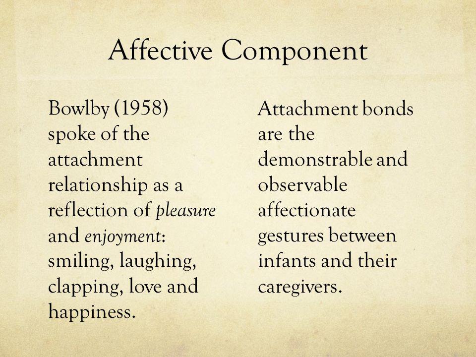 Affective Component
