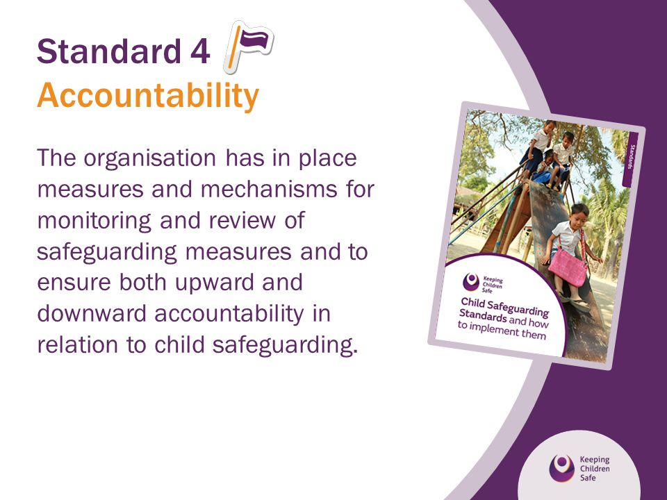Standard 4 Accountability