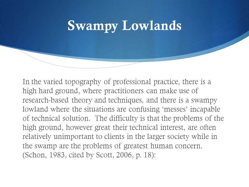 Swampy Lowlands
