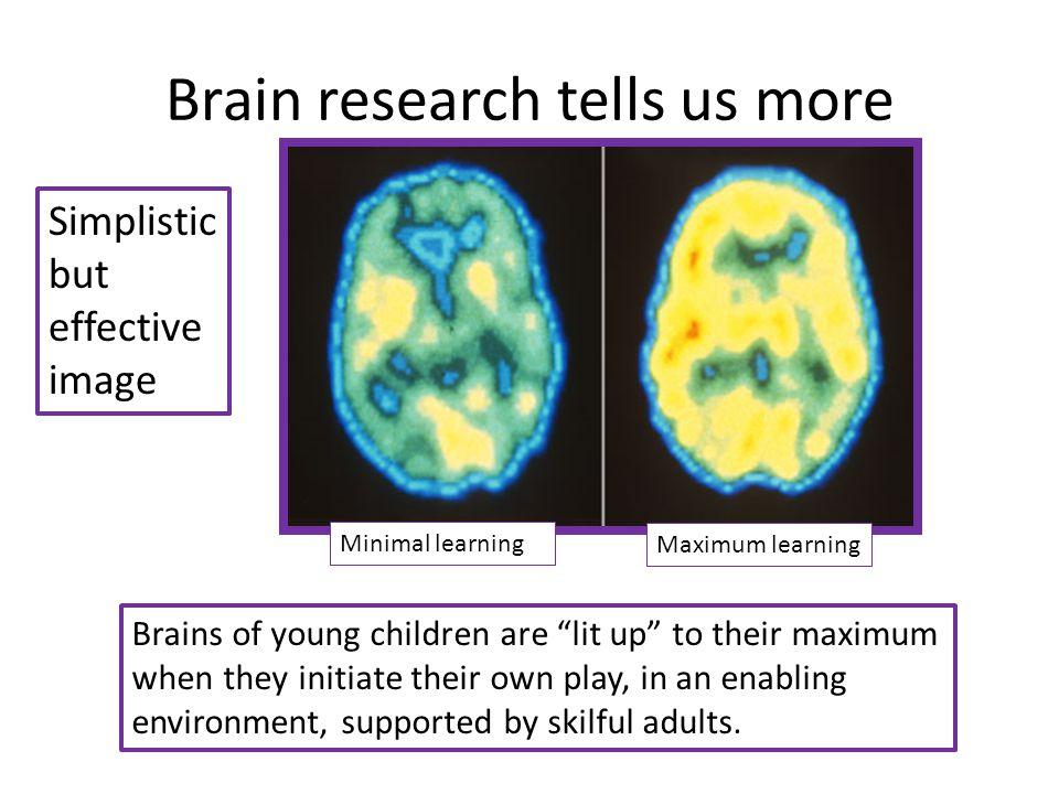 Brain research tells us more