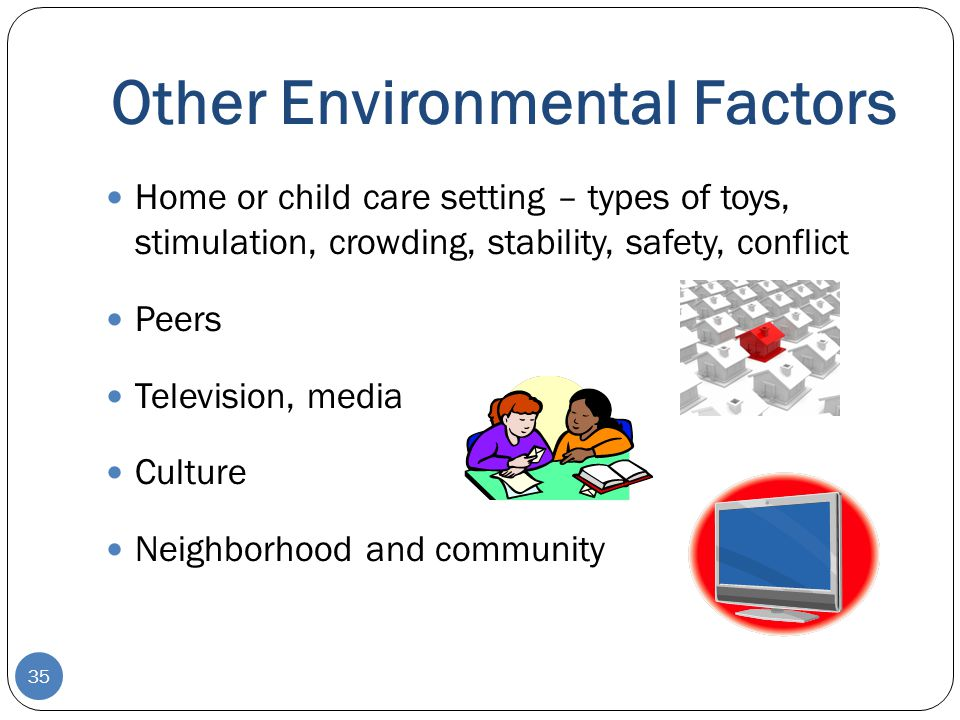 Other Environmental Factors