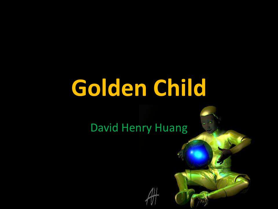 Golden Child David Henry Huang