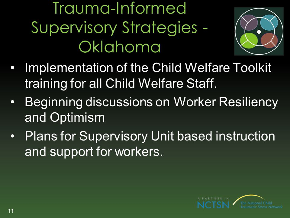 Trauma-Informed Supervisory Strategies - Oklahoma