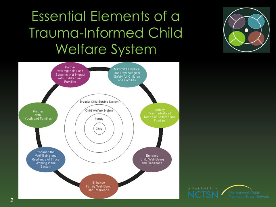Essential Elements of a Trauma-Informed Child Welfare System