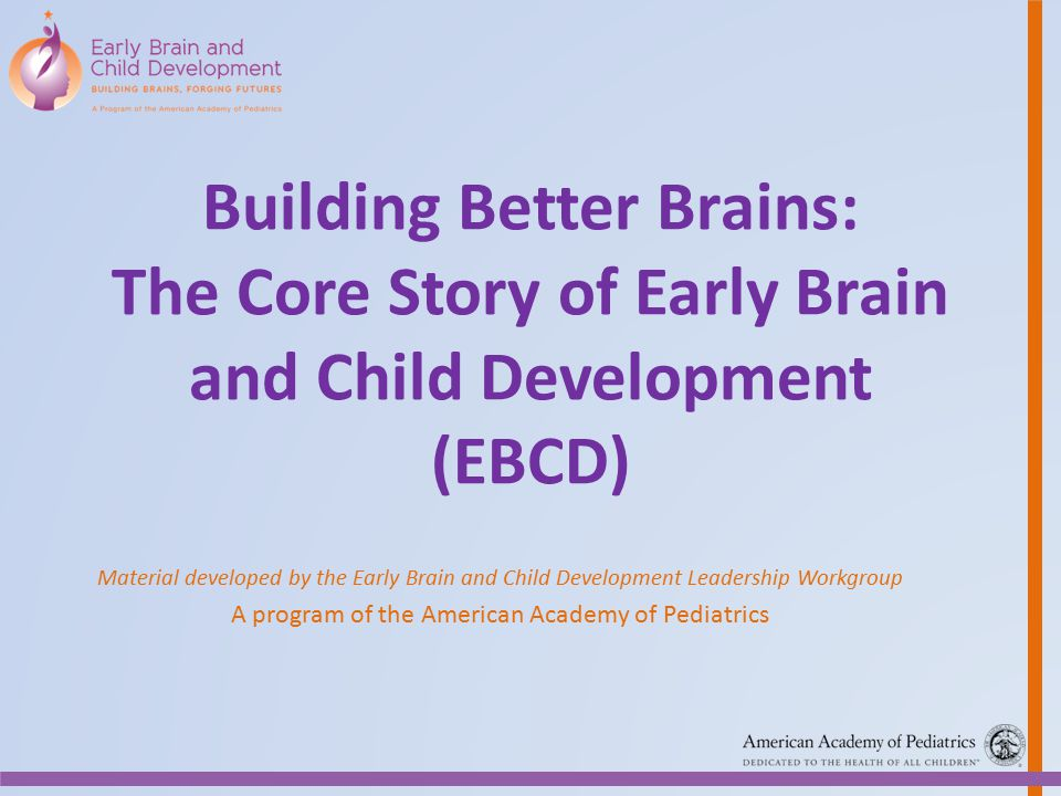 A program of the American Academy of Pediatrics