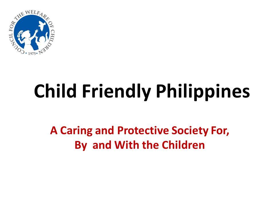 Child Friendly Philippines