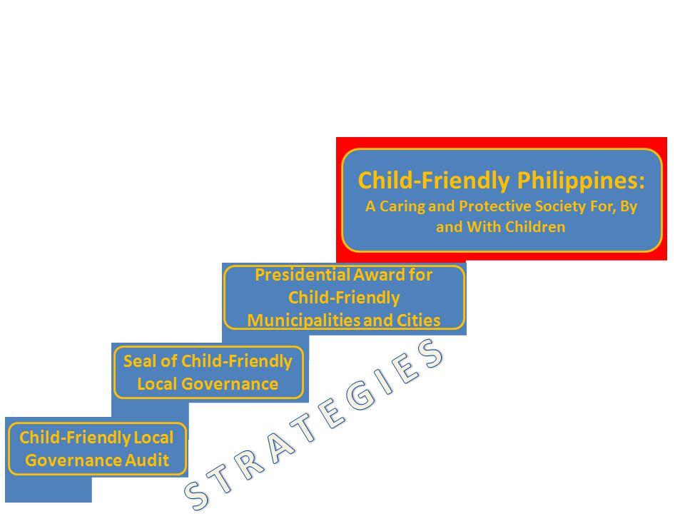 S T R A T E G I E S Child-Friendly Philippines: