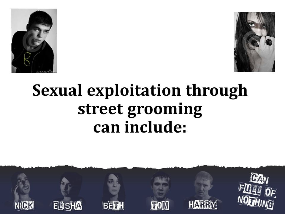 Sexual exploitation through
