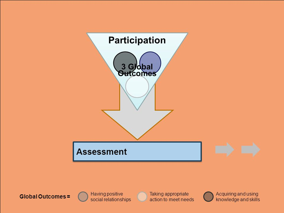 Assessment Global Outcomes =