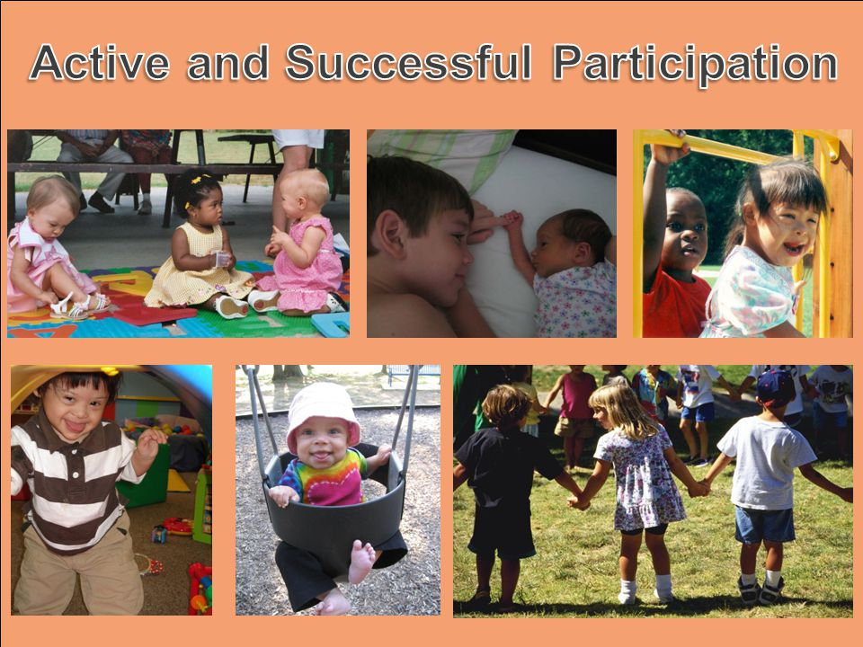 Active and Successful Participation