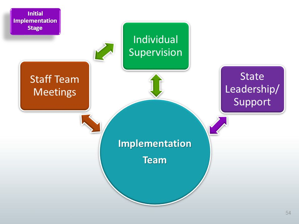 Initial Implementation Stage