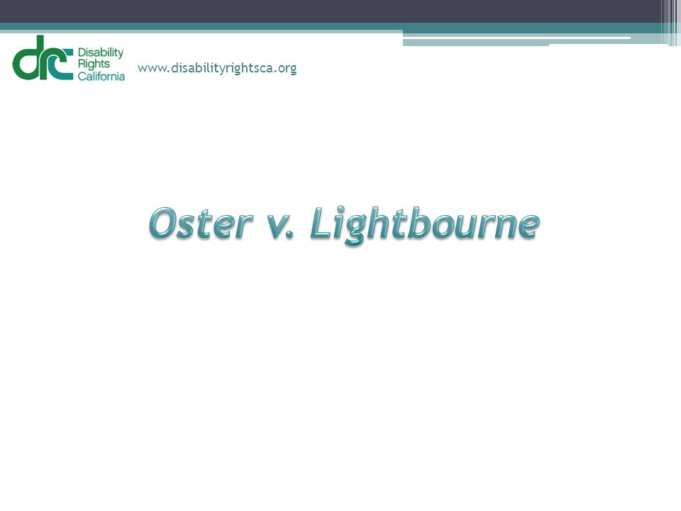 Oster v. Lightbourne