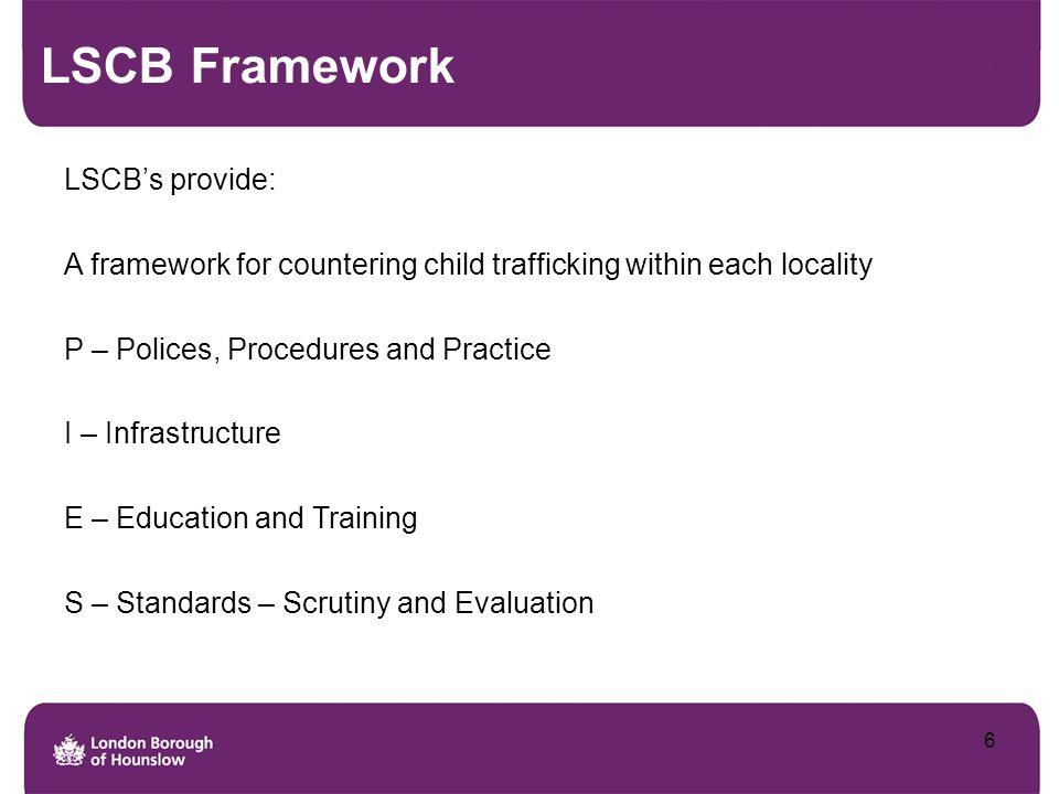 LSCB Framework