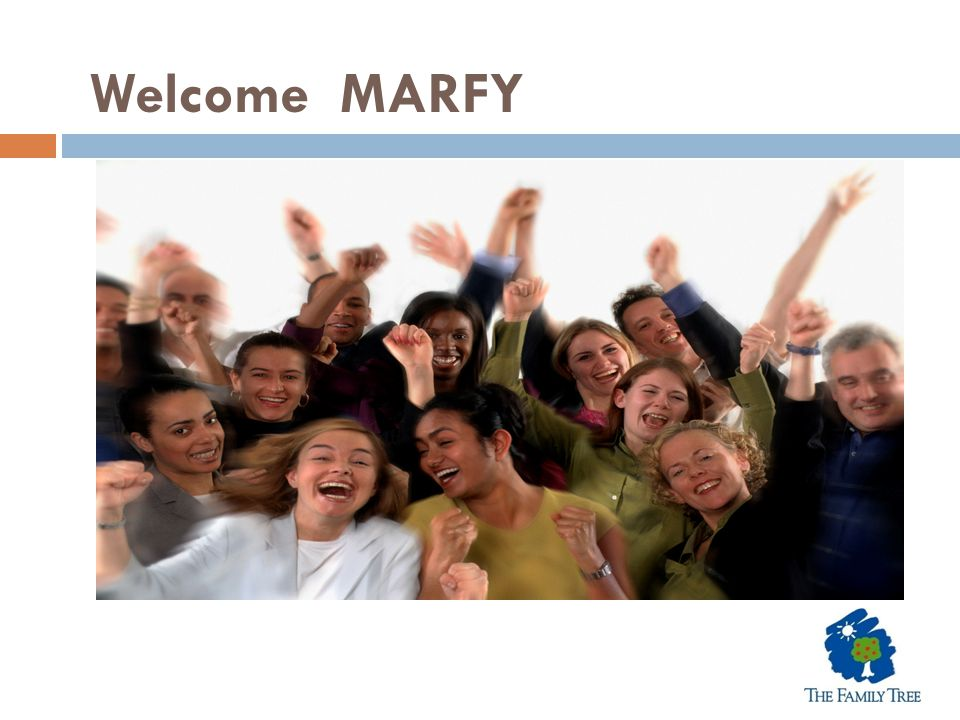 Welcome MARFY