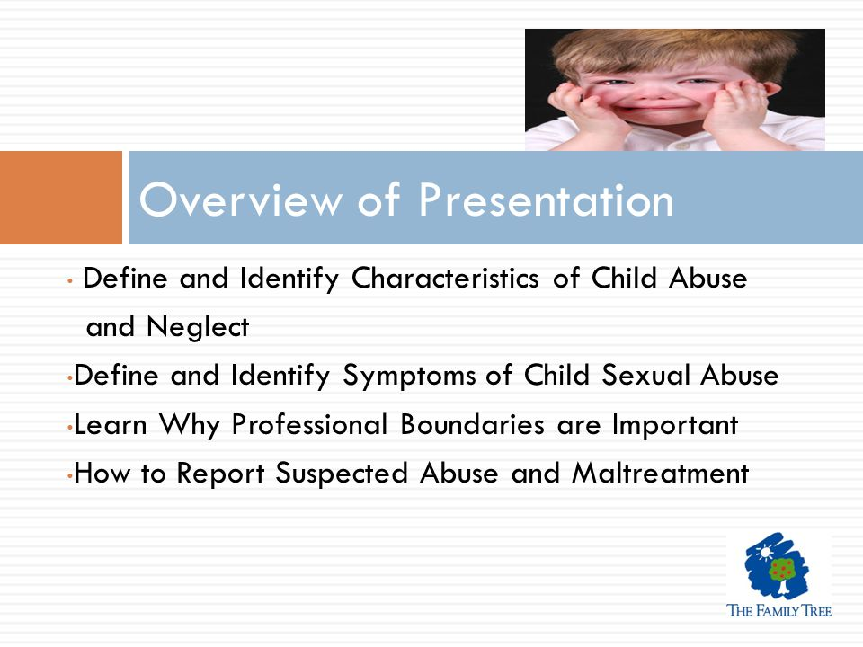 An Epidemiological Overview of Child Sexual Abuse