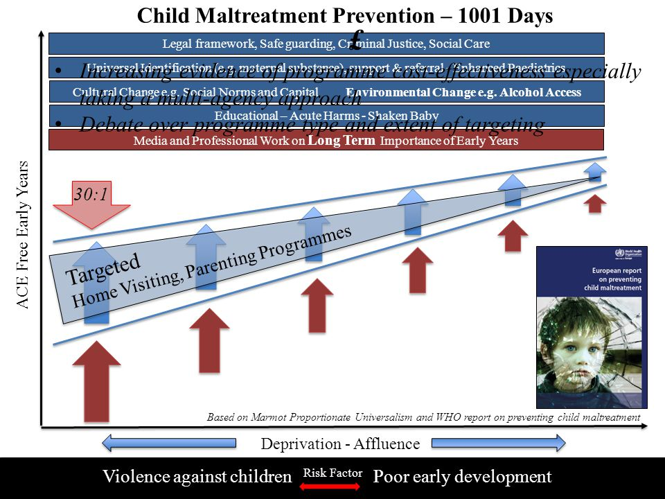 £ Child Maltreatment Prevention – 1001 Days