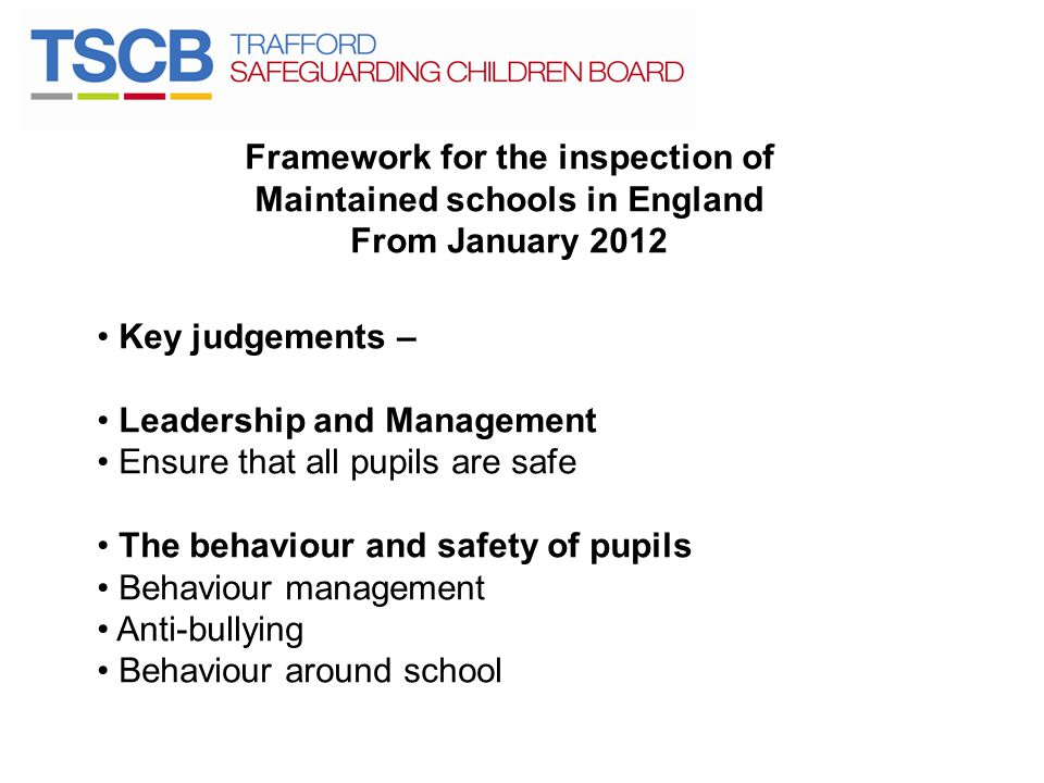 Maintained schools in England