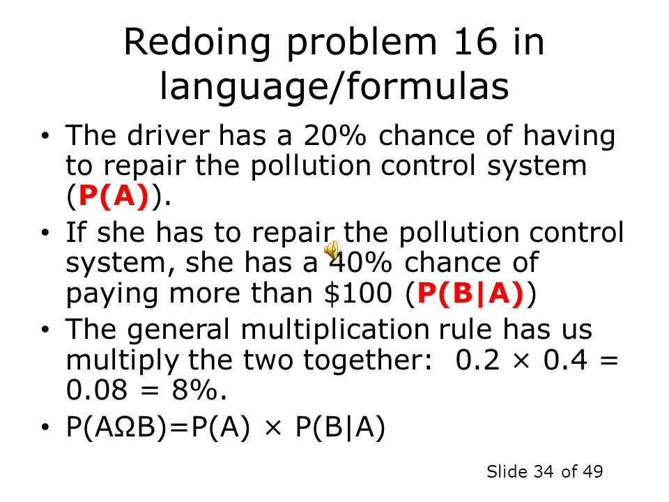 Redoing problem 16 in language/formulas