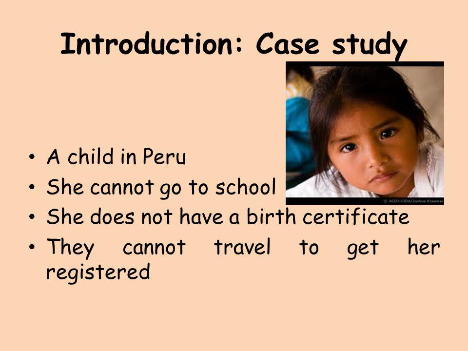 introduction child study essay