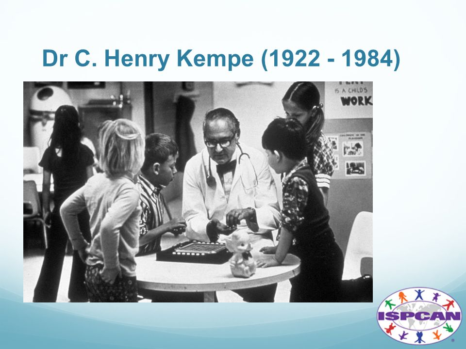 Dr C. Henry Kempe (1922 - 1984)