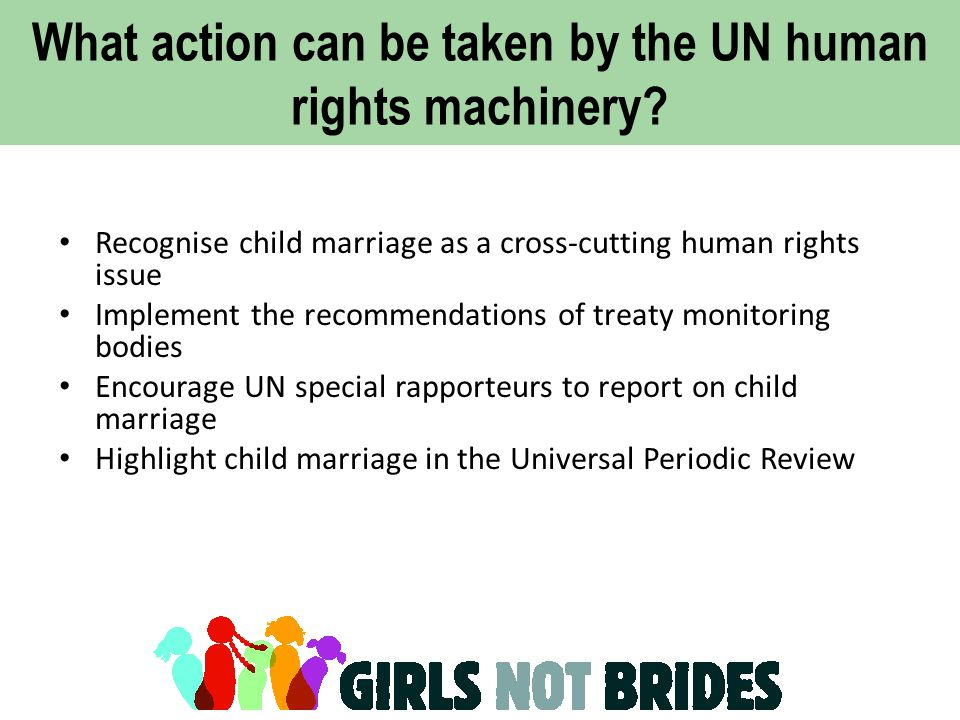 What action can be taken by the UN human rights machinery